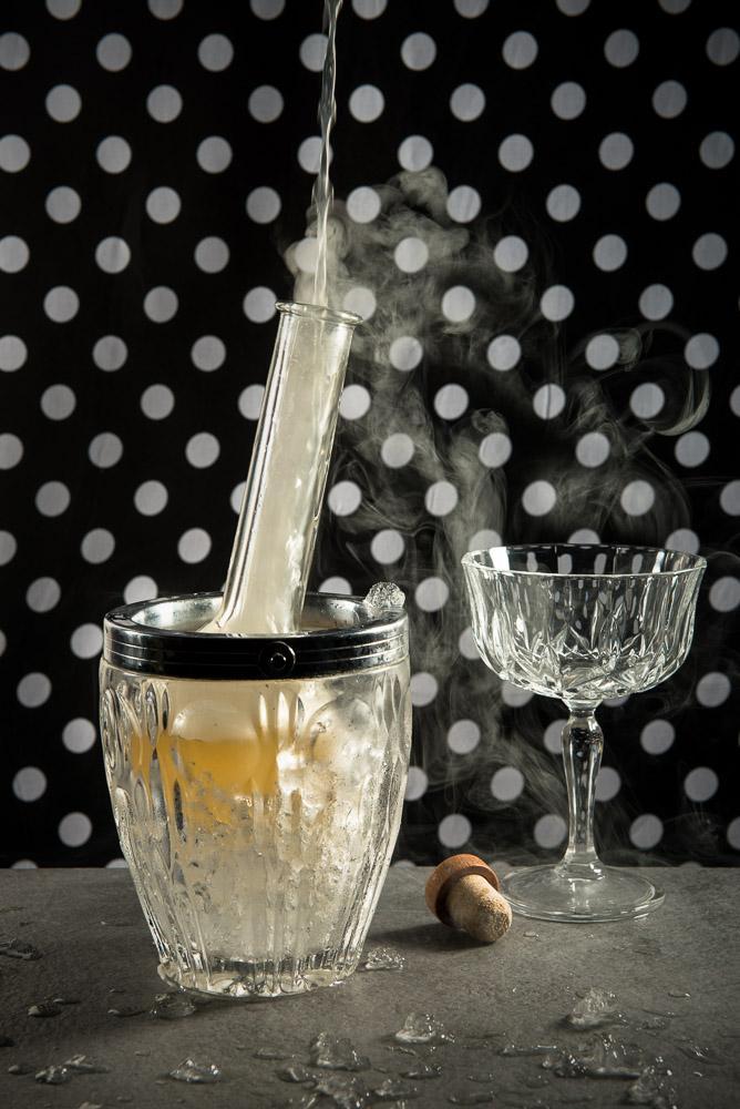 Cocktails for Le Syndicat Bar 7