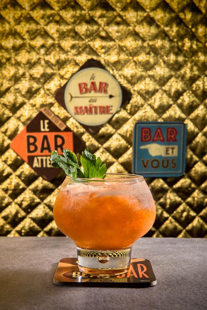 Cocktails for Le Syndicat Bar 5
