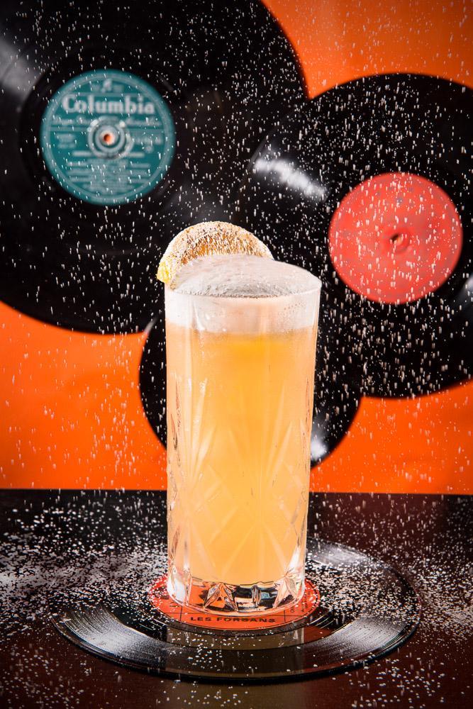 Cocktails for Le Syndicat Bar 2