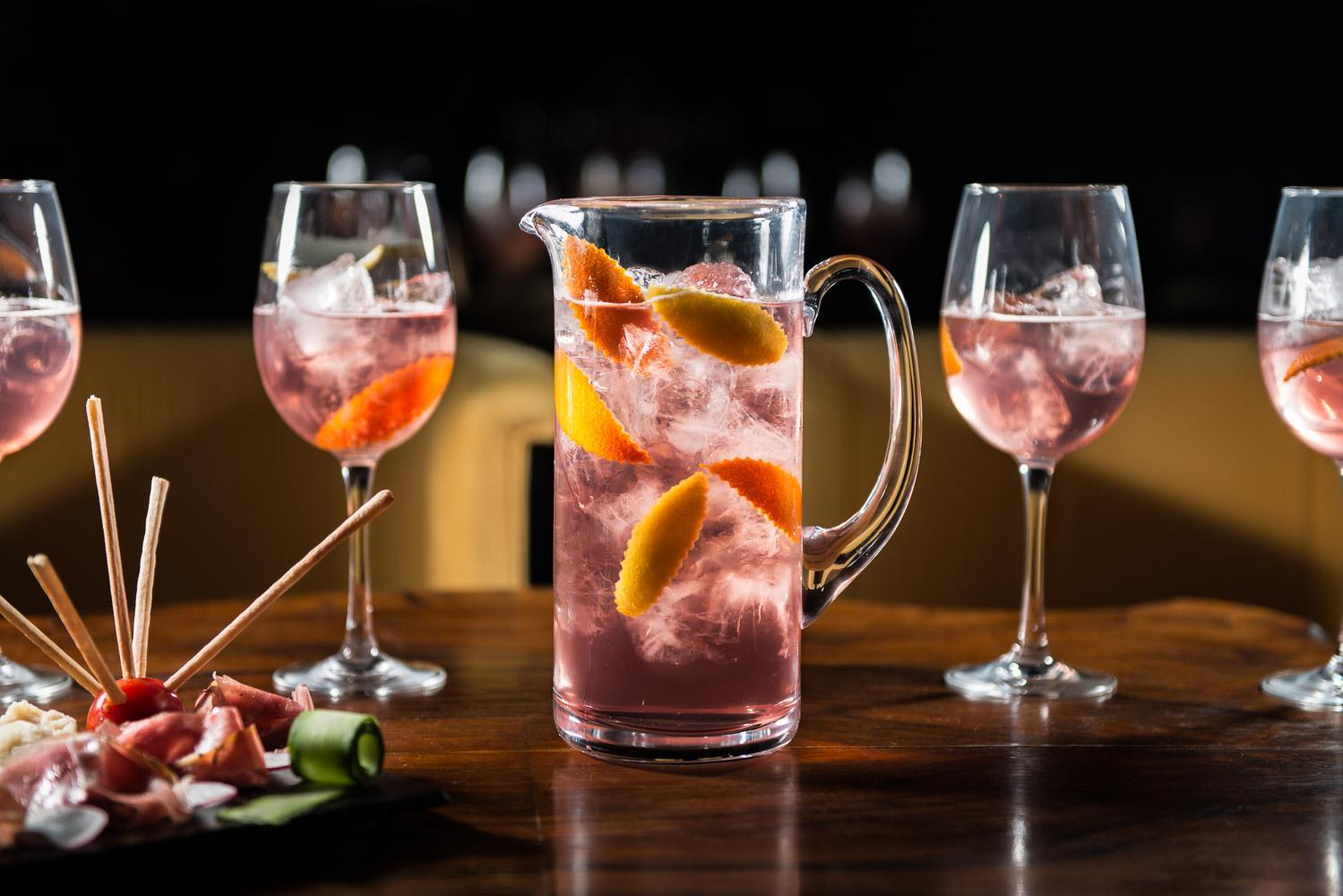 Cocktails for Undo Bar 0